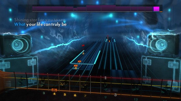"Скриншот №2 к Rocksmith® 2014 – Earth Wind  Fire - ""Shining Star"""