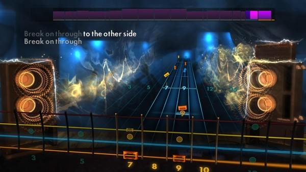 """Скриншот №5 к Rocksmith® 2014 – The Doors - """"Break on Through to the Other Side"""""""