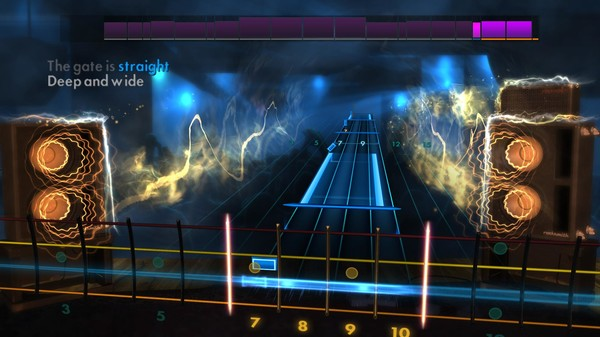 """Скриншот №2 к Rocksmith® 2014 – The Doors - """"Break on Through to the Other Side"""""""