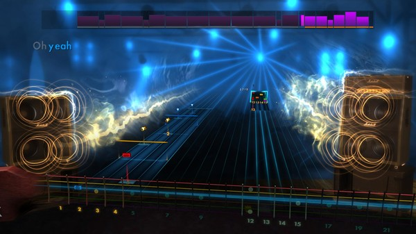 """Скриншот №3 к Rocksmith® 2014 – The Doors - """"Break on Through to the Other Side"""""""