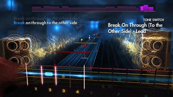 """Скриншот №4 к Rocksmith® 2014 – The Doors - """"Break on Through to the Other Side"""""""