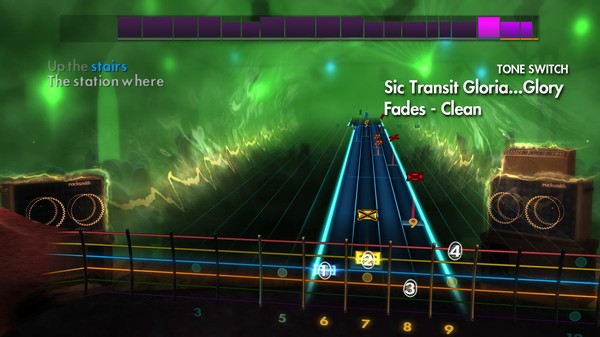 "Скриншот №1 к Rocksmith® 2014 – Brand New - ""Sic Transit Gloria... Glory Fades"""
