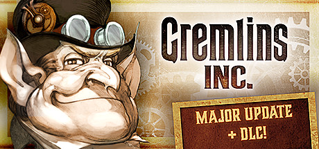 Gremlins, Inc. Cover Image