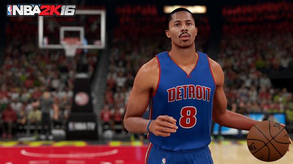 NBA 2K16 скриншот