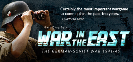 Gary Grigsby's War in the East Cover Image
