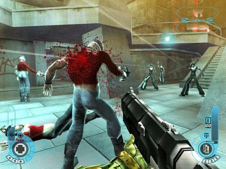 Screenshot of Judge Dredd: Dredd vs Death
