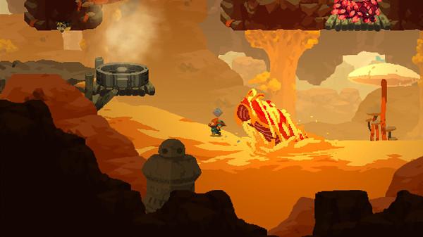 скриншот Aegis Defenders 1