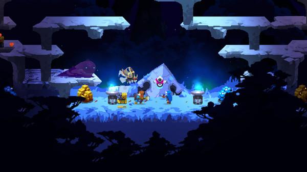 скриншот Aegis Defenders 5