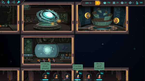 Скриншот №13 к Halcyon 6 Starbase Commander