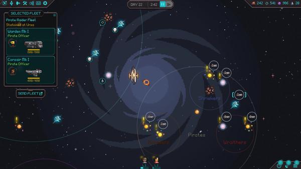 Скриншот №4 к Halcyon 6 Starbase Commander