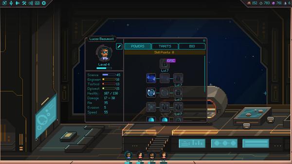 Скриншот №18 к Halcyon 6 Starbase Commander