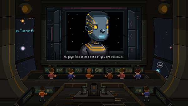 Скриншот №6 к Halcyon 6 Starbase Commander