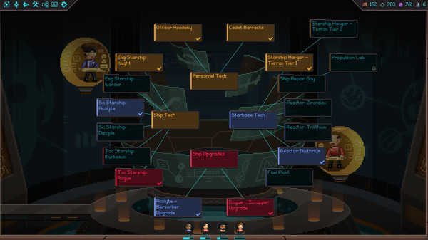 Скриншот №17 к Halcyon 6 Starbase Commander