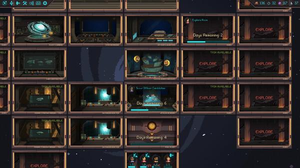 Скриншот №2 к Halcyon 6 Starbase Commander