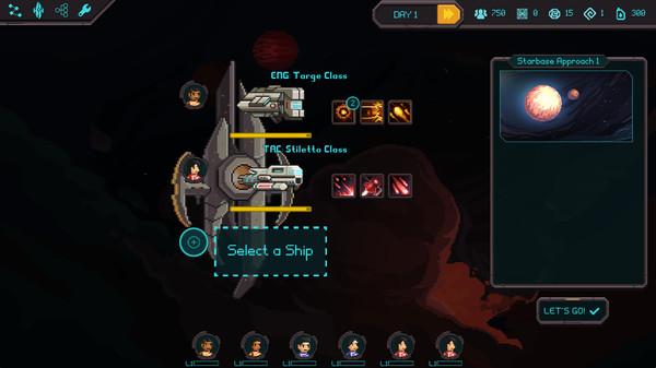 Скриншот №10 к Halcyon 6 Starbase Commander