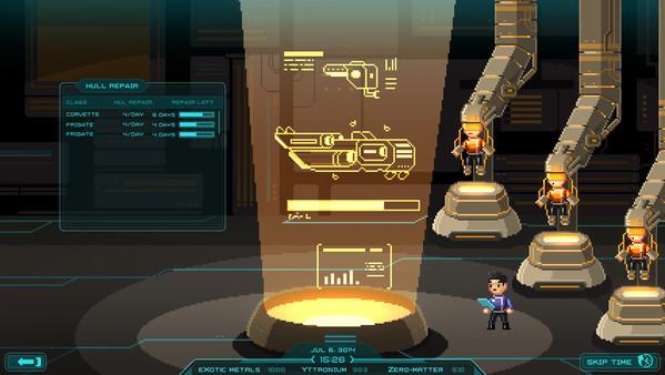 Скриншот №16 к Halcyon 6 Starbase Commander