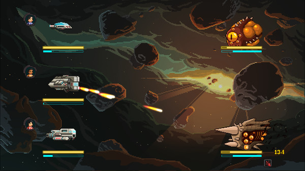 Скриншот №7 к Halcyon 6 Starbase Commander