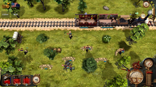 Bounty Train PC Free Download
