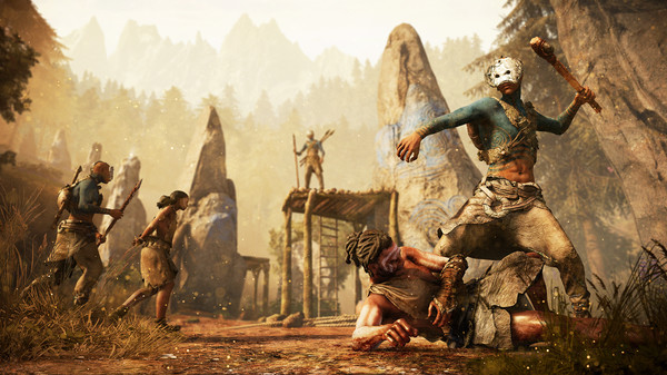 Far Cry Primal 3DM Crack PC Free Download