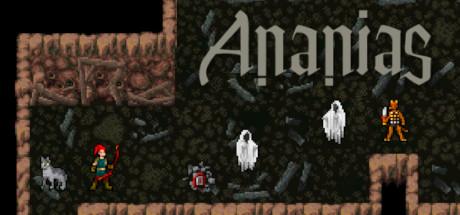 Game Banner Ananias Roguelike