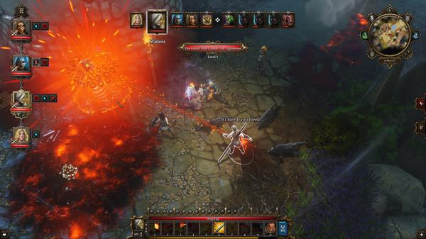 скриншот Divinity: Original Sin - Enhanced Edition 5