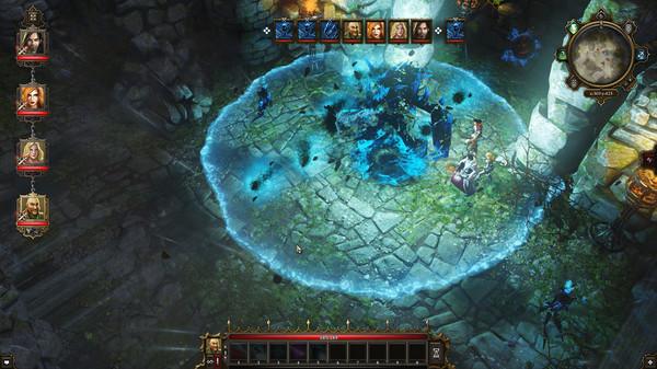 скриншот Divinity: Original Sin - Enhanced Edition 3