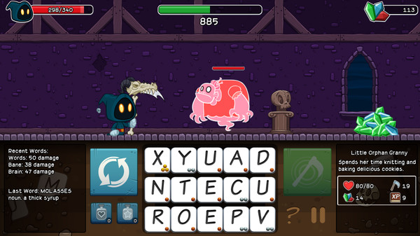 Letter Quest: Grimm's Journey Remastered скриншот