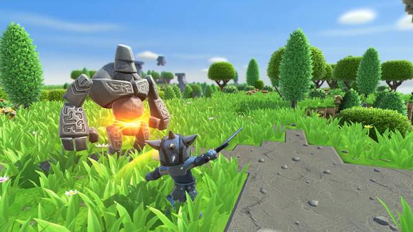 Скриншот №2 к Portal Knights