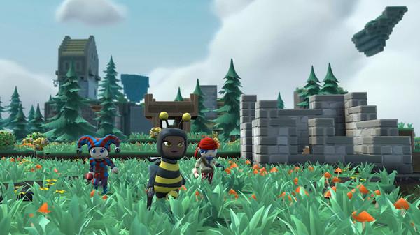 Скриншот №1 к Portal Knights