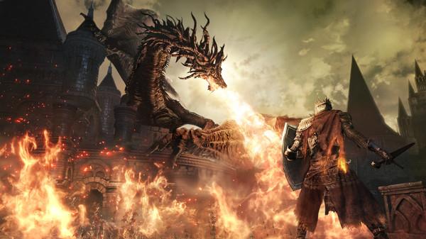 Dark Souls III скриншот