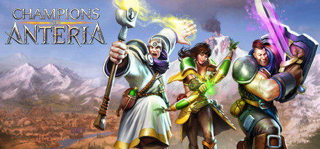 Champions of Anteria™ Cover Image