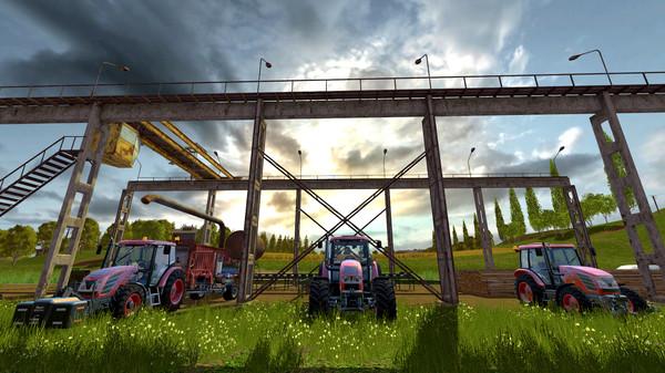 Скриншот №3 к Farming Simulator 15 - Official Expansion GOLD