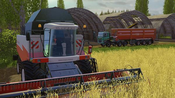 Скриншот №5 к Farming Simulator 15 - Official Expansion GOLD