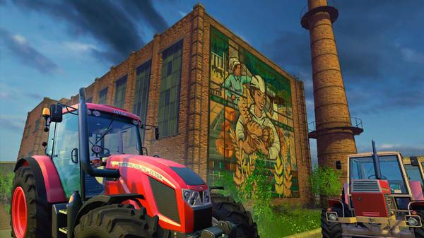 Скриншот №1 к Farming Simulator 15 - Official Expansion GOLD