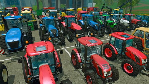 Скриншот №2 к Farming Simulator 15 - Official Expansion GOLD