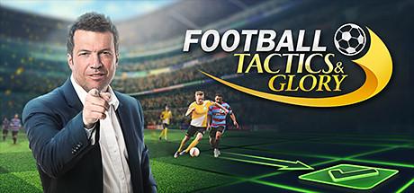Football, Tactics & Glory Cover Image