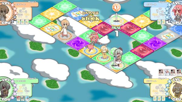 Скриншот №1 к 100 Orange Juice - Krila  Kae Character Pack