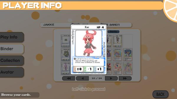 Скриншот №5 к 100 Orange Juice - Krila  Kae Character Pack