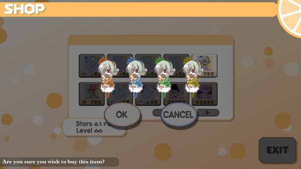 Скриншот №3 к 100 Orange Juice - Krila  Kae Character Pack