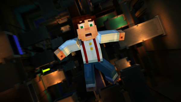 Скриншот №11 к Minecraft Story Mode - A Telltale Games Series