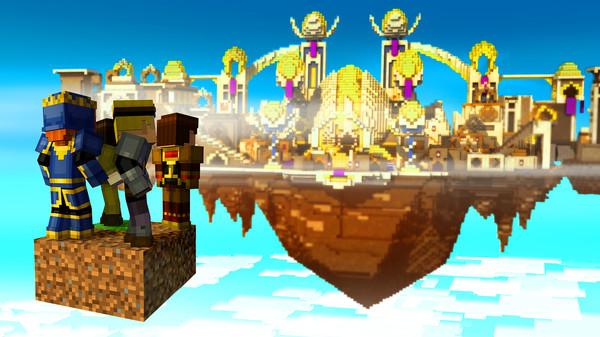 Скриншот №1 к Minecraft Story Mode - A Telltale Games Series