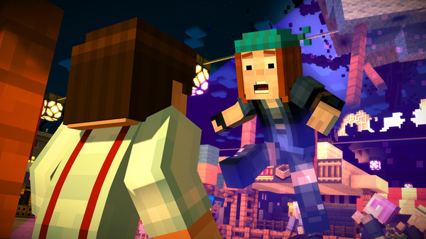 Скриншот №18 к Minecraft Story Mode - A Telltale Games Series