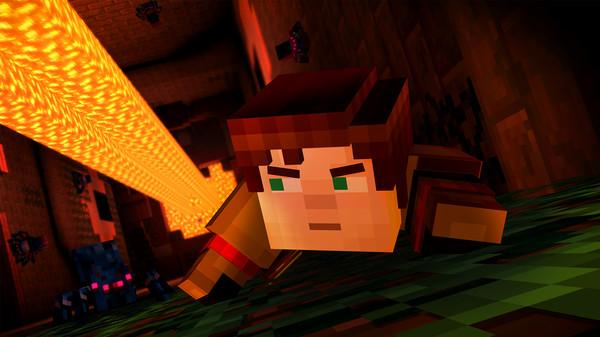Скриншот №5 к Minecraft Story Mode - A Telltale Games Series