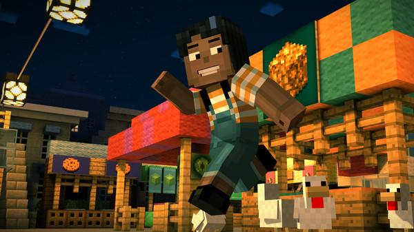 Скриншот №23 к Minecraft Story Mode - A Telltale Games Series