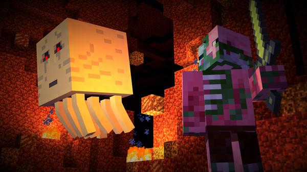 Скриншот №14 к Minecraft Story Mode - A Telltale Games Series