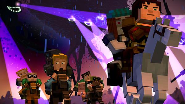 Скриншот №7 к Minecraft Story Mode - A Telltale Games Series