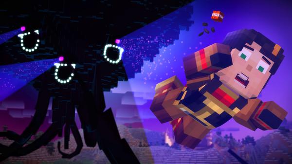 Скриншот №9 к Minecraft Story Mode - A Telltale Games Series