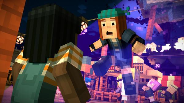 Скриншот №17 к Minecraft Story Mode - A Telltale Games Series