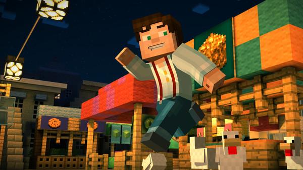 Скриншот №24 к Minecraft Story Mode - A Telltale Games Series