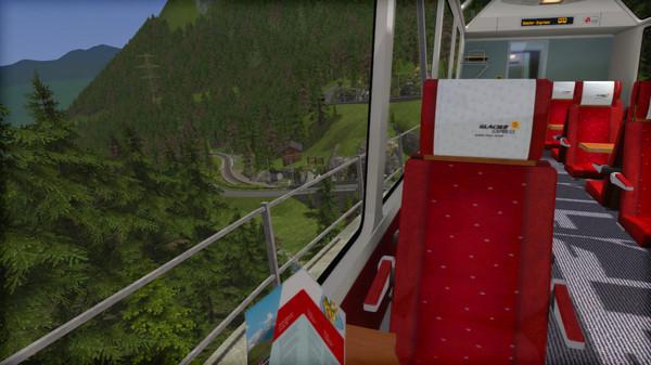 скриншот Train Simulator: Albula Line: St Moritz - Thusis  Route Add-On 3